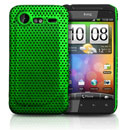 Carcasa HTC Incredible S G11 S710e Agujero Funda Rigida - Verde