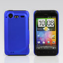 Carcasa HTC Incredible S G11 S710e Plastico Funda Rigida - Azul