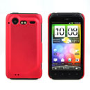 Carcasa HTC Incredible S G11 S710e Plastico Funda Rigida - Rojo