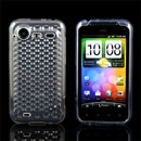 Funda HTC Incredible S G11 S710e Diamante Carcasa Gel TPU - Claro